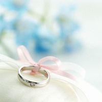 Мы изготовим подушечку для колец - прекрасная романтическая деталь для выездной регистрации!