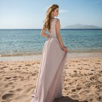 Платье: Эльза Возможные цвета: пудра; капучино; Цена: 17000 Вариант покупки: под заказ Оплата: 100% предоплата  Срок исполнения от 1-1,5 месяцев!