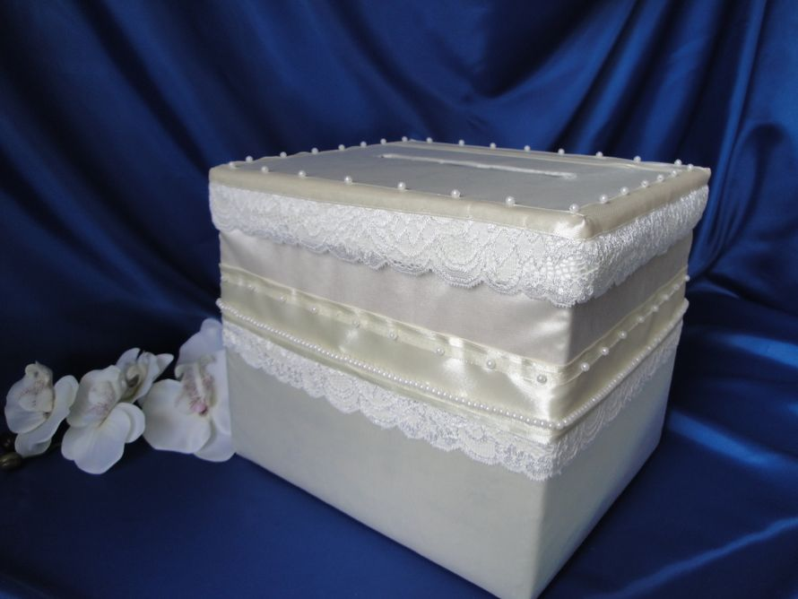 Короб для денег на свадьбу своими руками фото 24