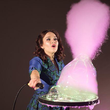 "Шоу мыльных пузырей - пакет ""Лайт"""
