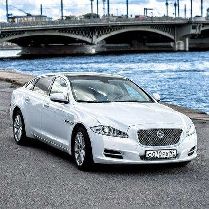 Аренда Jaguar XJ Long Premium, арт.070, цена за 1 час