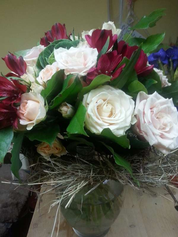 Фото 14294708 в коллекции Свадебные букеты и композиции - Цветочная лавка Naseem