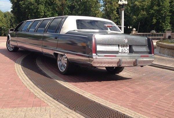 Cadillac Feetwood от 60 руб/час - фото 14322832 Vip rent - аренда авто