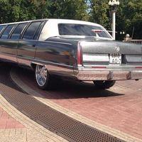 Аренда лимузина Cadillac Fleetwood Exclusive VIP retro, цена за 1 час