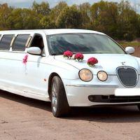 Аренда лимузина Jaguar, цена за 1 час