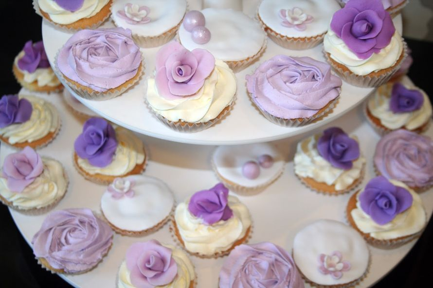 Фото 14338922 в коллекции Свадебные торты - Авторские торты от Анны Мочаловой