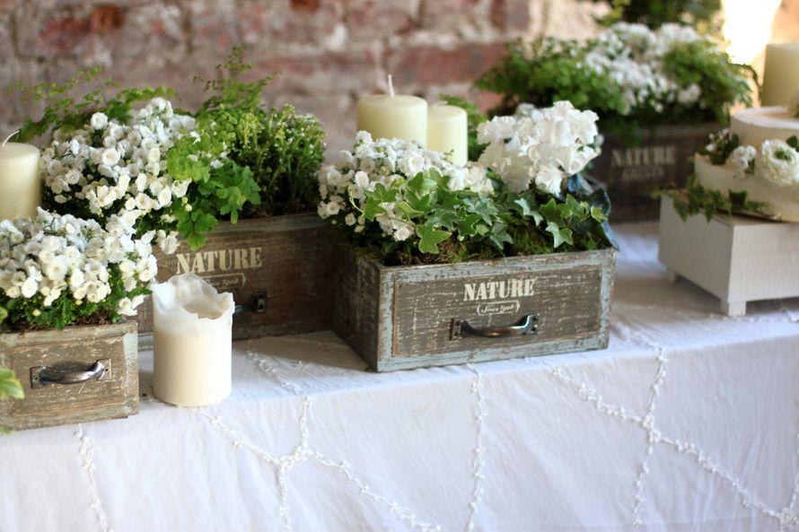 Детали оформления - фото 14361118 Студия цветов и декора Aster