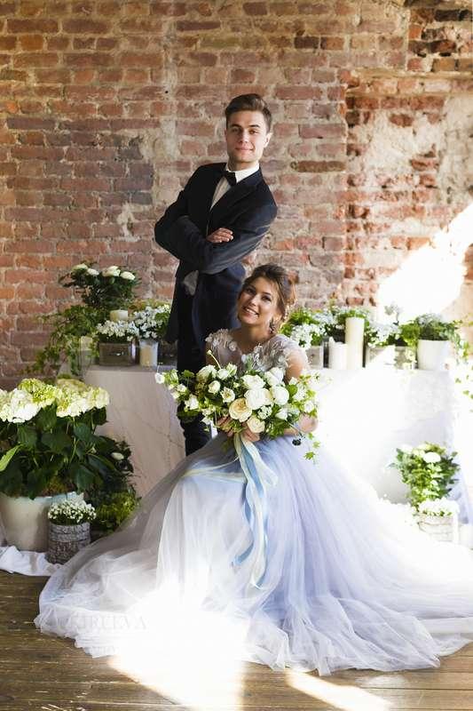 Фото 14852040 в коллекции Петербургская свадьба - Студия цветов и декора Aster