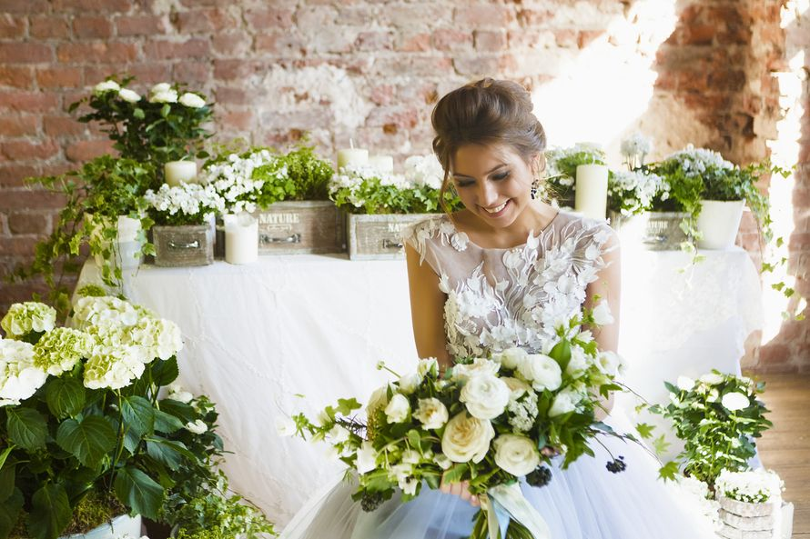 Фото 14852042 в коллекции Петербургская свадьба - Студия цветов и декора Aster