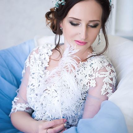 """Свадебный образ - пакет премиум """"Невеста"""""""