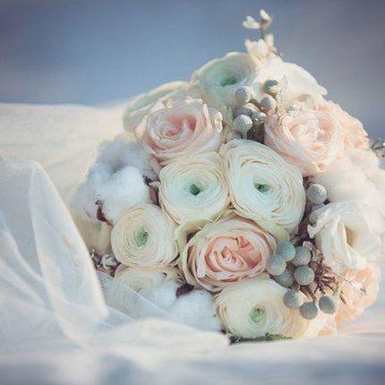 Букет для невесты - пакет 6