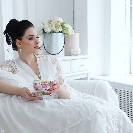 """Фотосессия """"Утро невесты"""" в студии, 1 час"""
