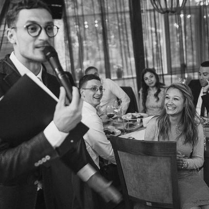 Проведение свадьбы + DJ + саксофон