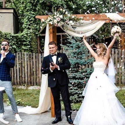 Проведение свадьбы + саксофон