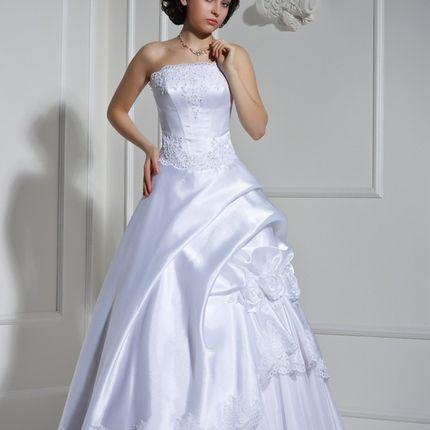 Свадебное платье Цинерария