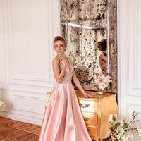 На фото Настя :) Фотограф  Платье  приехало из Самары :) Макияж и прическа я