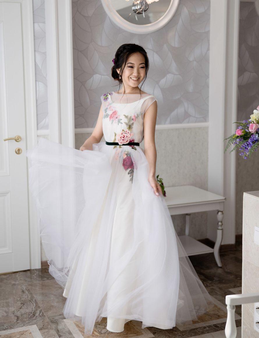 Невеста Екатерина Образ я Фотограф  - фото 16551562 Стилист Екатерина Харченко