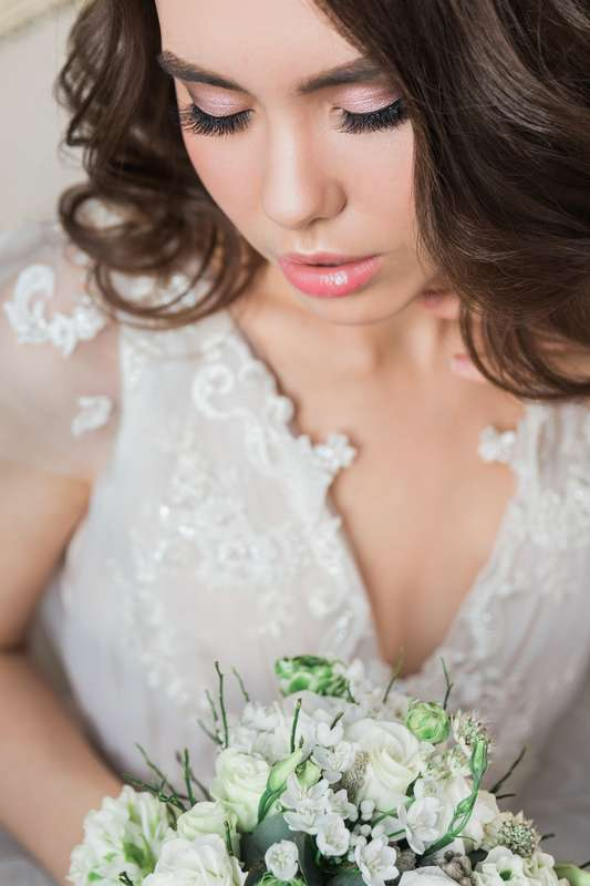 Фото 16629250 в коллекции Мои невесты 2016-2019 - Стилист Екатерина Харченко