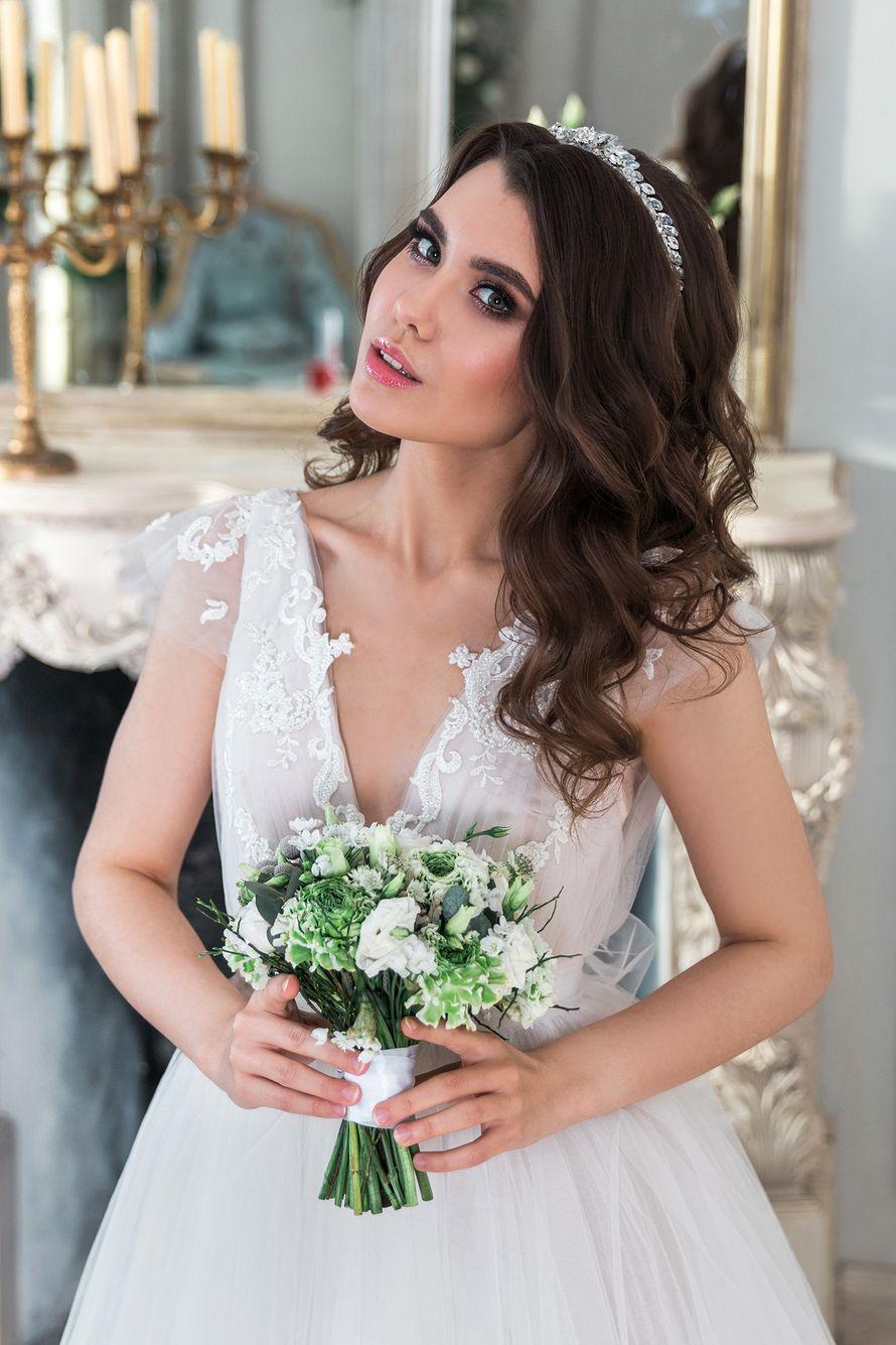 Фото 16629252 в коллекции Мои невесты 2016-2019 - Стилист Екатерина Харченко