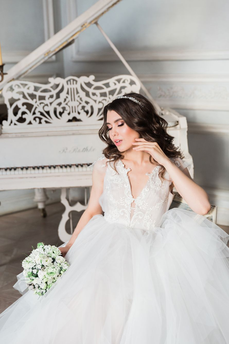 Фото 16629254 в коллекции Мои невесты 2016-2019 - Стилист Екатерина Харченко