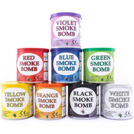 Цветной дым Smoke bomb