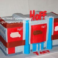 Hoff корпоративный, 11кг, внутри чизкейк рафаэлло