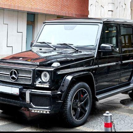 Аренда авто Mercedes G 63 AMG, цена за 1 час