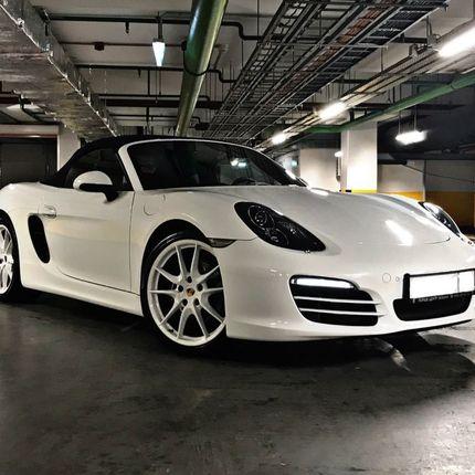 Аренда кабриолета Porsche Boxter, цена за 1 час