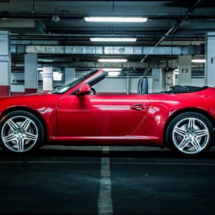 Прокат Porsche 911 c водителем и без