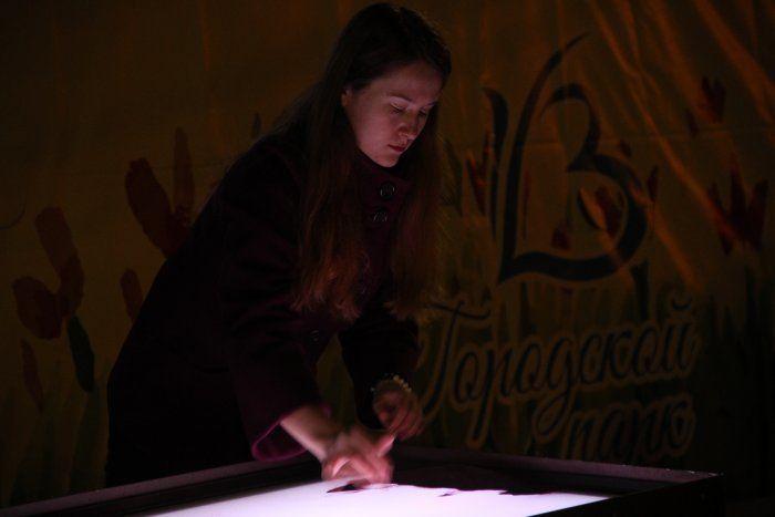 """выступление на дне рождения Городского парка - фото 15661474 Молодёжный центр """"Творчество"""""""