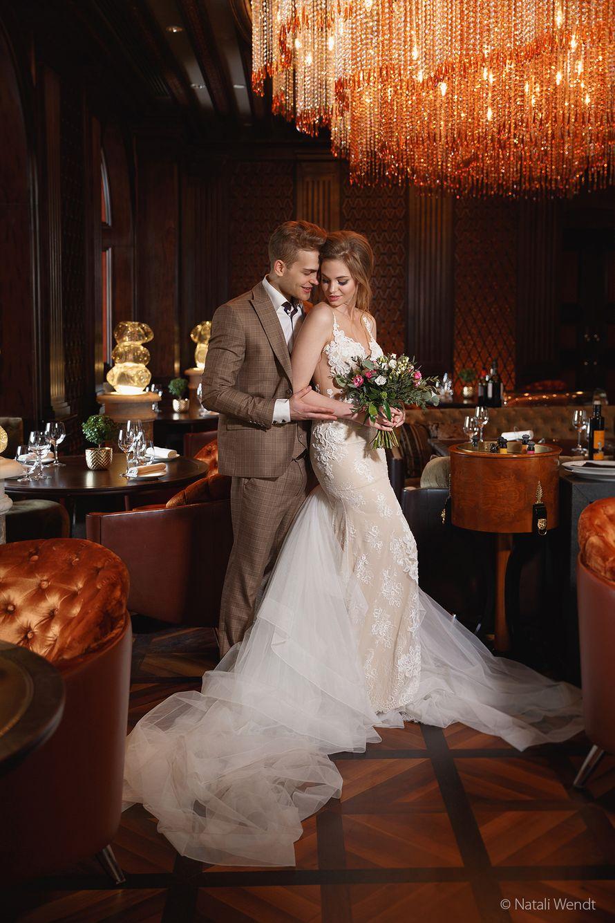 Свадьба в Питере. Жених и невеста - фото 17266254 Фотограф Наталья Вендт