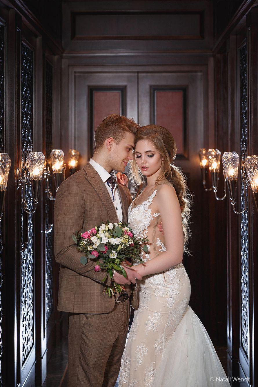 Свадебная прогулка. Жених и невеста - фото 17266510 Фотограф Наталья Вендт