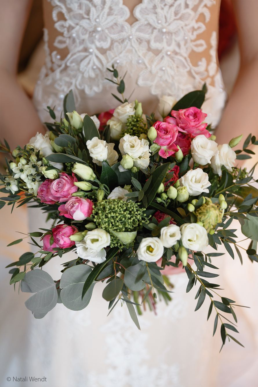 Букет невесты - фото 17266518 Фотограф Наталья Вендт
