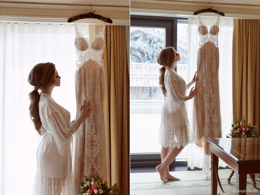 Утро невесты - фото 17266528 Фотограф Наталья Вендт