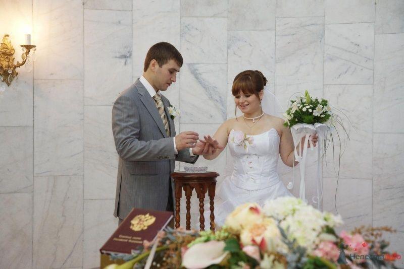 Долгожданное ккольцо) - фото 58235 Василий и Екатерина