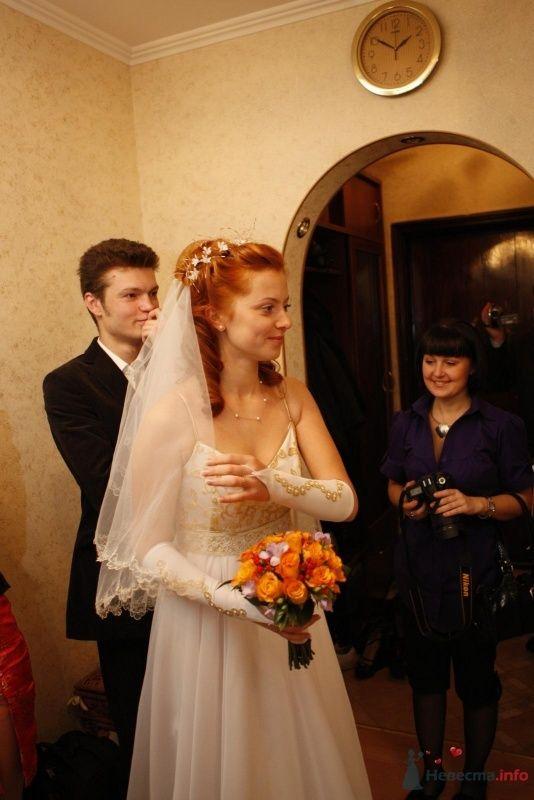 Фото 47968 в коллекции Мои фотографии - Невеста01