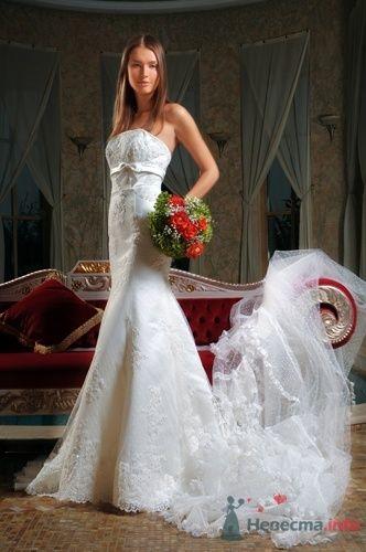 Фото 34290 в коллекции Свадебное платье
