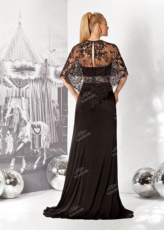 Сшить накидку для вечернего платья