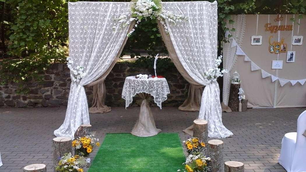 Свадьба в сердце леса. Выездная регистрация. - фото 14661978 Загородный клуб Дом Лесника