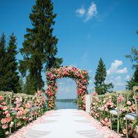 Церемония на природе Фотограф: Лилия Горланова