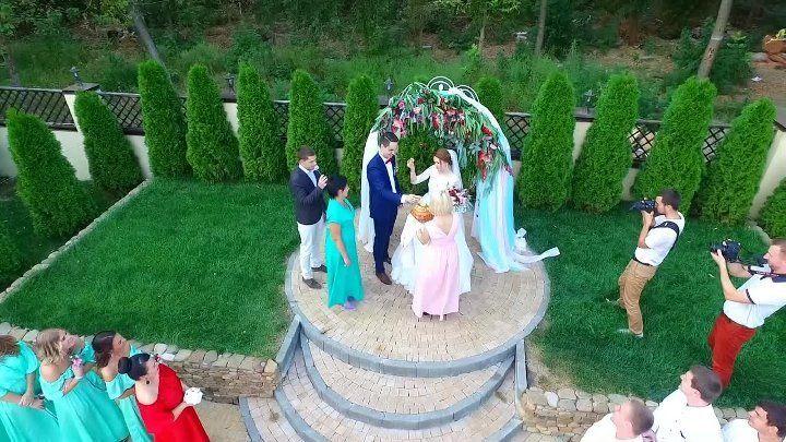 Аэросъёмка свадьбы, 1 час
