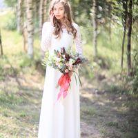 "Свадебное платье ""Чарующий туман"""