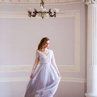 """Свадебное платье """"Альпийское озеро"""""""