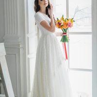 """Свадебное платье """"Нефритовая мечта"""""""