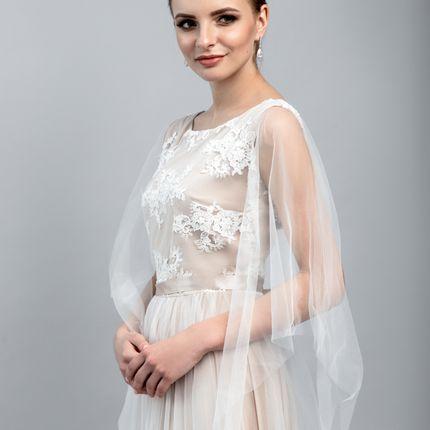 """Свадебное платье """"Душа агата"""""""