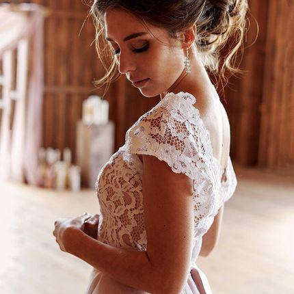 """Свадебное платье """"Турмалиновая ночь"""""""