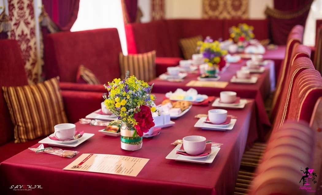 Фото 14707506 в коллекции Интерьер - Ресторан Status
