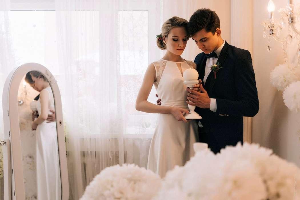 """Фото 14709810 в коллекции """"Совет да любовь"""" - Kiss - салон свадебной и вечерней моды"""