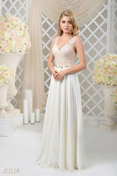 Фото 14715950 в коллекции CARAMELI Bride  - Pauline - салон вечернего и свадебного платья