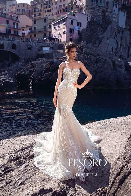 Фото 17579774 в коллекции TESORO|ARIAMO - Pauline - салон вечернего и свадебного платья